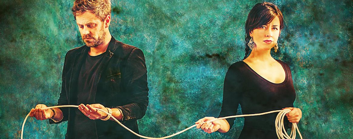 Le Voyage de l'homme Apache est un spectacle musical - Pont des Arts - Cesson-Sévigné