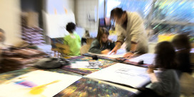 Inscrivez-vous au Pôle Enseignement Artistique