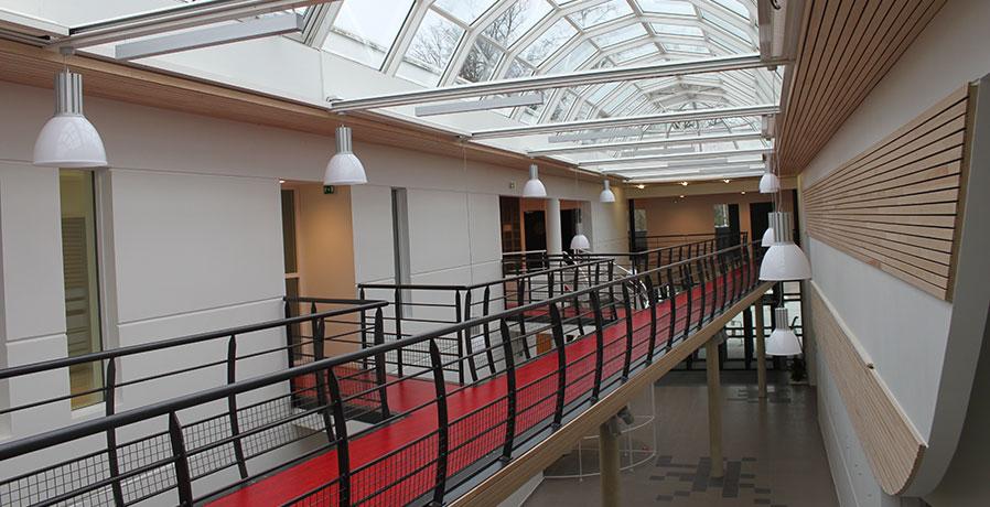 Pont des Arts Centre culturel de Cesson-Sévigné