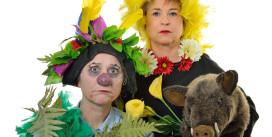 Emma la Clown et Catherine Dolto pour une 3ème conférence spectacle
