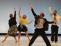 Conférence : Le métier de danseur   Mercredi 1er Mars   Pont des Arts