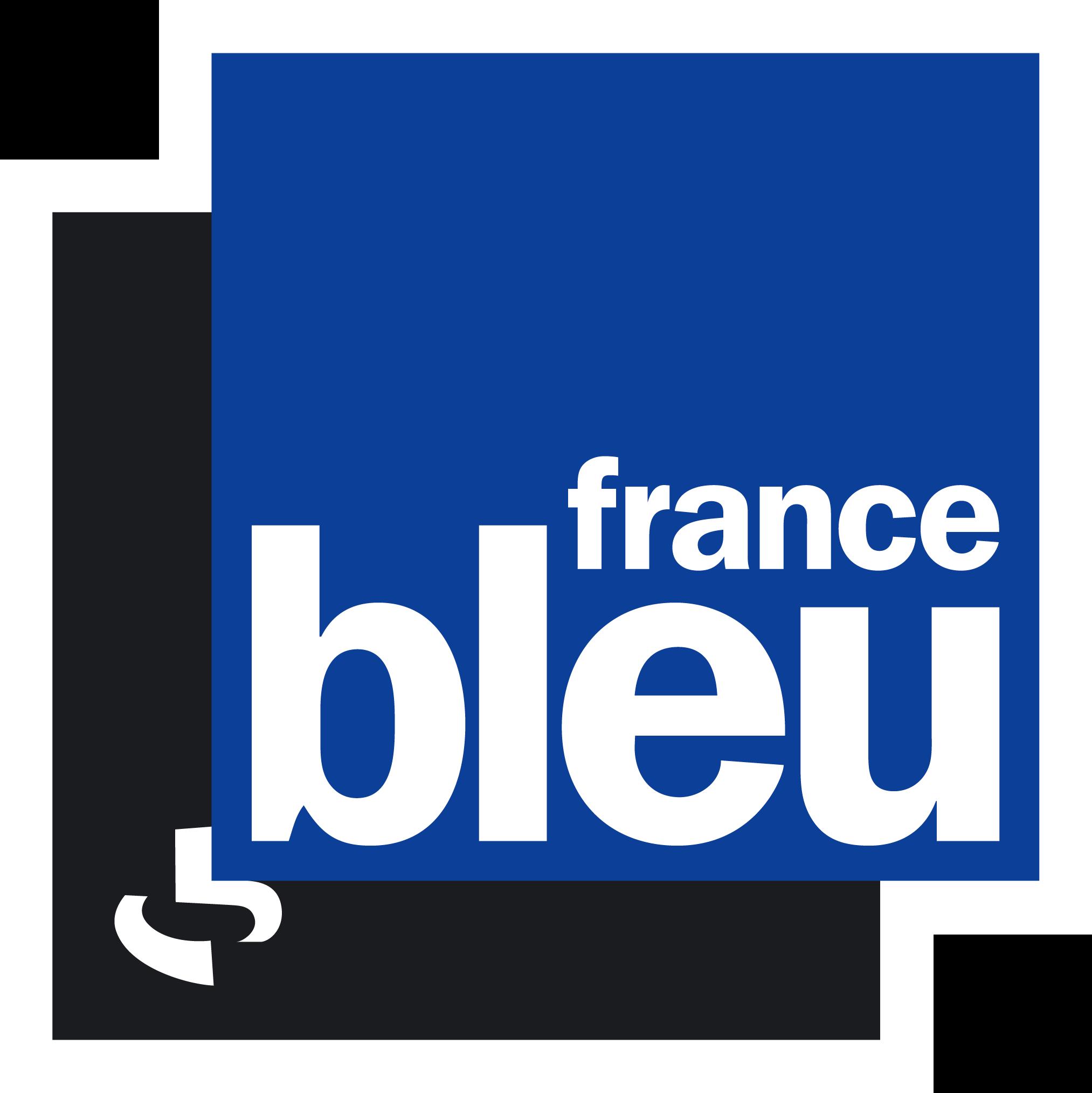 Logo France Bleu - Pont des Arts