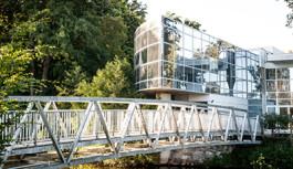 Fermeture du Pont des Arts pendant le pont du 14 juillet