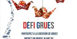 Défi Grues | Histoires de papier | Médiathèque