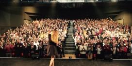 Près de 2000 personnes pour la 1ère édition du Festival Cesson… la Plaisanterie !