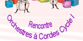 Rencontre Orchestres à Cordes | Samedi 12 mars | Le Volume à Vern-sur-Seiche