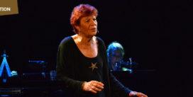 Anne Sylvestre au Carré Sévigné le 4 Octobre