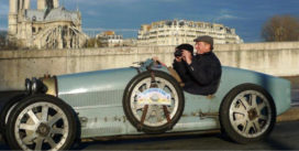 Rallye de musique ancienne | Samedi 26 novembre 13h30 | Pont des Arts
