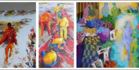 Vernissage de l'exposition Cesson Arts et Poésie | Jeudi 8 Septembre 18h