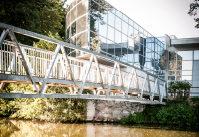 Fermeture du Pont des Arts pendant le pont de l'Ascension : du jeudi 10 au dimanche 13 mai inclus