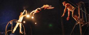Arts du Cirque : LES DODOS, création collective Cie Le P'tit Cirk