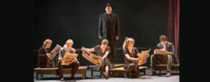 Théâtre : LE DERNIER MÉTRO, d'après le film de François Truffaut