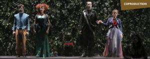 La Double Inconstance - Mise en scène Philippe Calvario