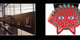 Invitation au vernissage | Galerie Pictura | Mercredi 9 Octobre à 18h