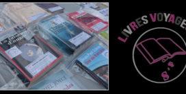Lâcher de livres voyageurs | Samedi 5 octobre de 10h à 12h30