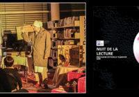 Nuit de la lecture : spectacle «Le Bibliothécaire»