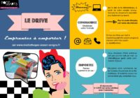 Un système de «drive» à la Médiathèque