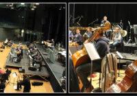 L'Orchestre National de Bretagne en résidence au Carré Sévigné